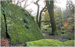 Towards the diable grotto