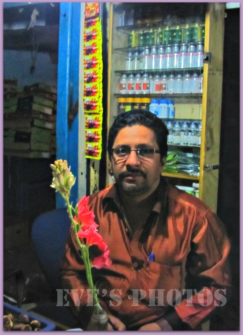 the market gardener, Bangalore