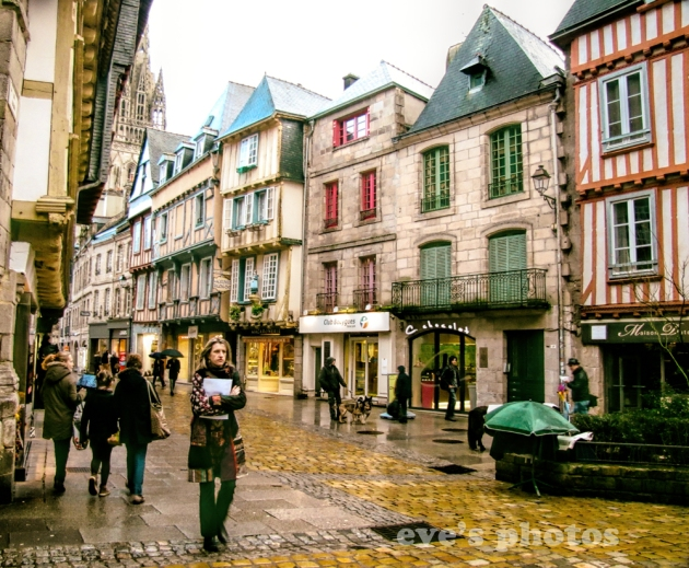 Quimper The Town