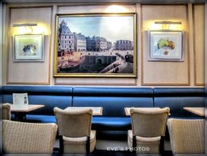 interior - old world charm