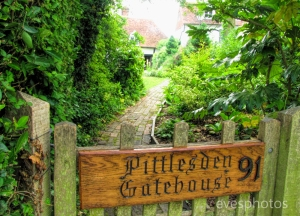 the garden gate, Tenterden, Kent, UK